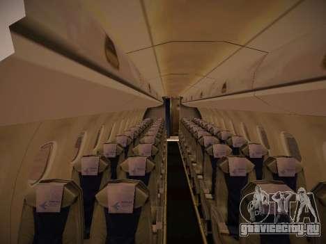 Embraer E190 TRIP Linhas Aereas Brasileira для GTA San Andreas вид сбоку