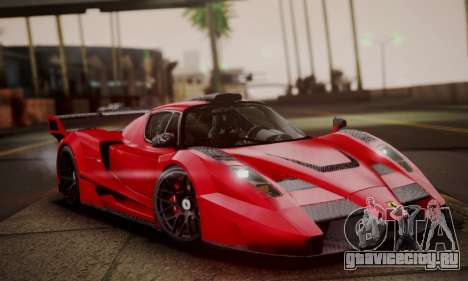 Ferrari Gemballa MIG-U1 для GTA San Andreas