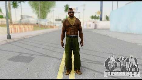 MR T Skin v3 для GTA San Andreas