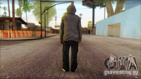 Plen Park Prims Skin 4 для GTA San Andreas второй скриншот