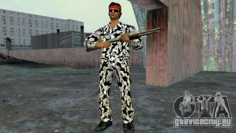 Camo Skin 05 для GTA Vice City второй скриншот