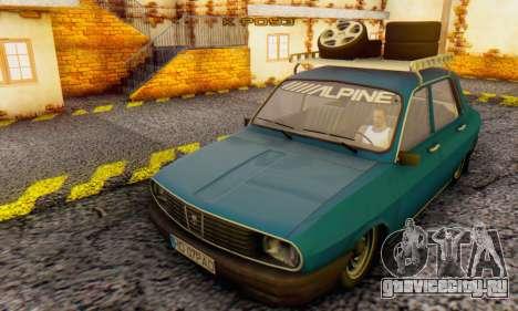 Dacia 1310 Combinata для GTA San Andreas