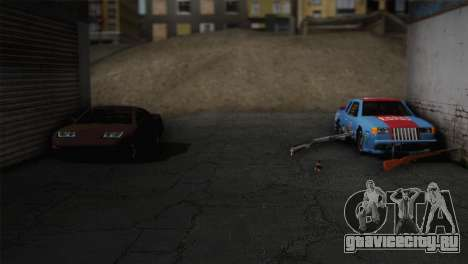 Sport Cars in Doherty для GTA San Andreas третий скриншот