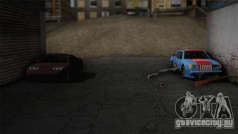 Sport Cars in Doherty для GTA San Andreas третий скриншот