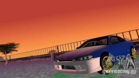 Nissan Silvia S15 TUNING JDM для GTA Vice City вид слева