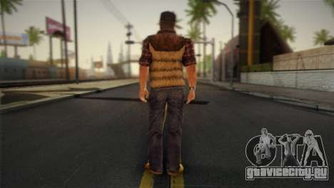 Travis Grady From Silent Hill: Origins для GTA San Andreas второй скриншот