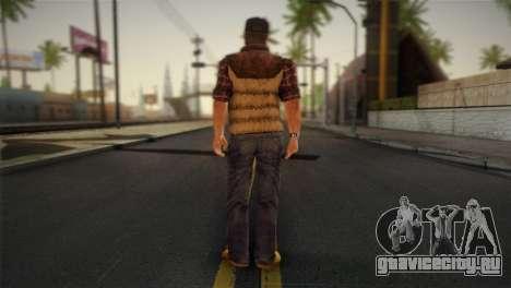 Travis Grady From Silent Hill: Origins для GTA San Andreas второй скриншот