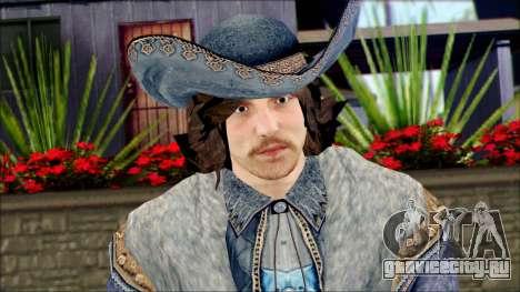 Nicolo Polo from Assassins Creed для GTA San Andreas третий скриншот