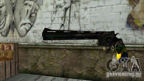 Colt Python from PointBlank v1 для GTA San Andreas