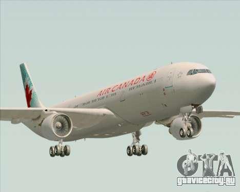 Airbus A330-300 Air Canada для GTA San Andreas