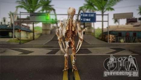 Монстр из игры Dead Spase 3 для GTA San Andreas второй скриншот
