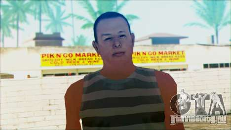 New Wmyjg для GTA San Andreas третий скриншот