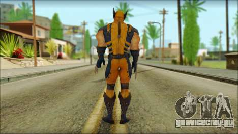 Wolverine Deadpool The Game Cable для GTA San Andreas второй скриншот