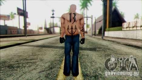 Manhunt Ped 5 для GTA San Andreas второй скриншот