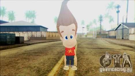 Jimmy Neutron для GTA San Andreas