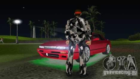 Camo Skin 13 для GTA Vice City второй скриншот