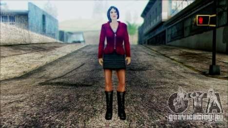 Manhunt Ped 10 для GTA San Andreas