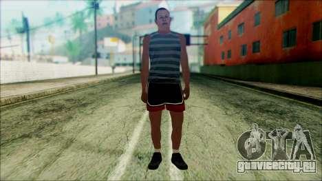 New Wmyjg для GTA San Andreas