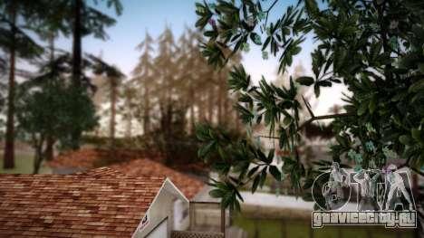 Graphic Unity v3 для GTA San Andreas