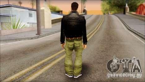 Shades Claude v2 для GTA San Andreas второй скриншот