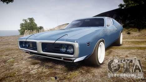 Dodge Charger 1971 v2.0 для GTA 4