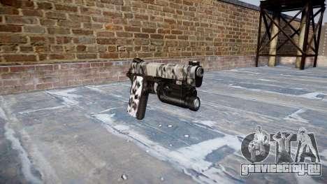 Пистолет Kimber 1911 Diamond для GTA 4
