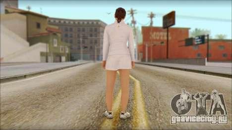 Amanda De Santa для GTA San Andreas второй скриншот