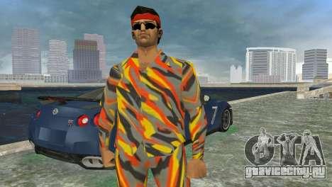 Camo Skin 15 для GTA Vice City третий скриншот