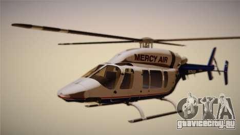 Bell 429 v3 для GTA San Andreas