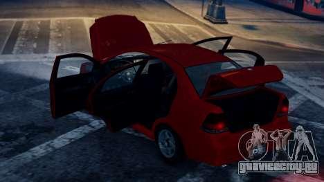 GTA 5 Asea для GTA 4 вид справа