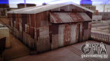 Graphic Unity v3 для GTA San Andreas седьмой скриншот