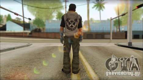 Iceman Street v1 для GTA San Andreas второй скриншот