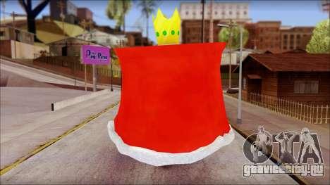 Kingjelly from Sponge Bob для GTA San Andreas второй скриншот