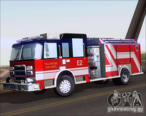 Pierce Arrow XT TFD Engine 2 для GTA San Andreas вид слева