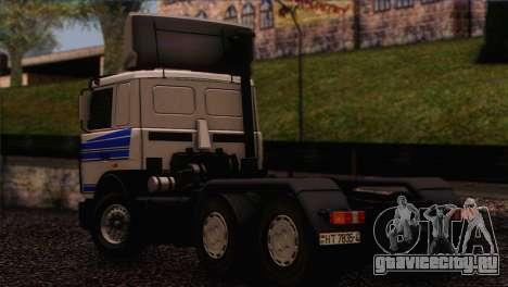МАЗ 642208 для GTA San Andreas вид слева