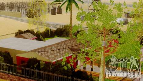 Новые текстуры для клуба в Лас Вентурасе для GTA San Andreas третий скриншот