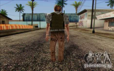 Dixon from ArmA II: PMC для GTA San Andreas второй скриншот