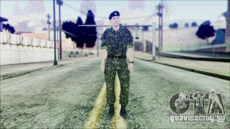 Морской пехотинец ВСУ v2 для GTA San Andreas