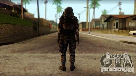 Наёмник (Tom Clancy Splinter Cell: Blacklist) для GTA San Andreas второй скриншот