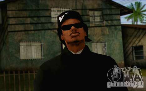 N.W.A Skin 3 для GTA San Andreas третий скриншот