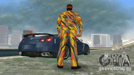 Camo Skin 15 для GTA Vice City