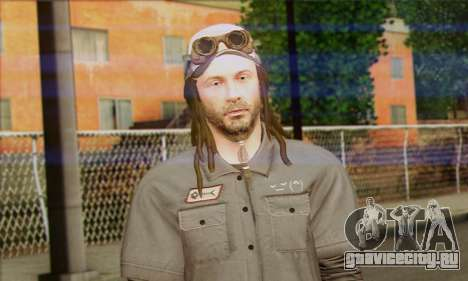 Raymond Kenney from Watch Dogs для GTA San Andreas третий скриншот