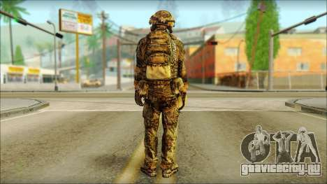 Боец OGA (MoHW) v3 для GTA San Andreas второй скриншот