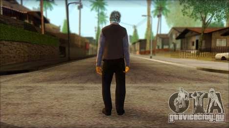 GTA 5 Ped 16 для GTA San Andreas второй скриншот