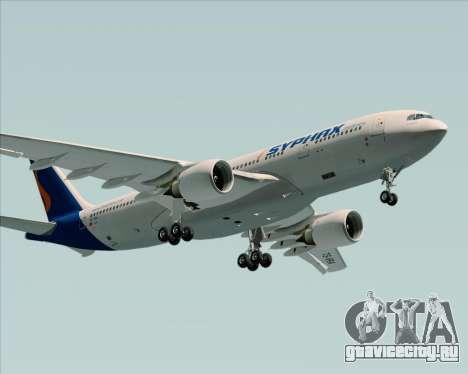 Airbus A330-200 Syphax Airlines для GTA San Andreas вид сбоку