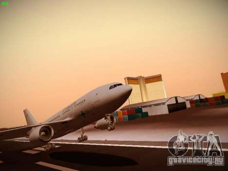 Airbus A310 MRTT Luftwaffe (German Air Force) для GTA San Andreas