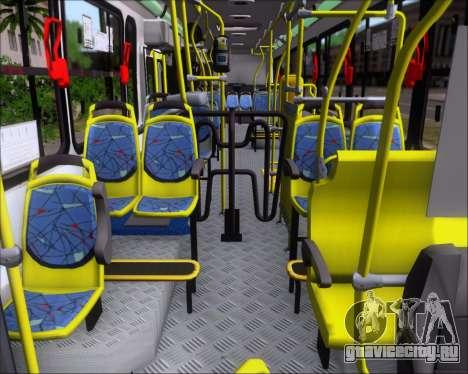 Marcopolo Torino 2007 Volksbus 17-230 EOD для GTA San Andreas вид сбоку