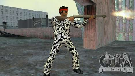 Camo Skin 05 для GTA Vice City третий скриншот