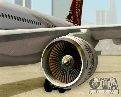 Airbus A330-200 Fiji Airways для GTA San Andreas вид сбоку