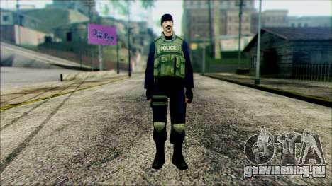SWAT from Beta Version для GTA San Andreas